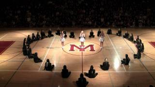 MIHS Cheer Senior Assembly 2011 thumbnail