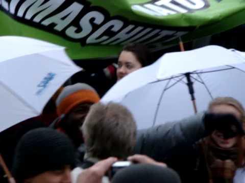Klimat Teraz /Climate Now! Poznan 2008, part 2
