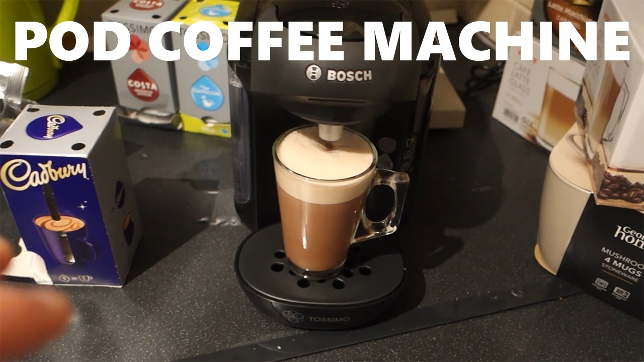 Machine Tassimo Affordable Pod Coffee Vivyt12An JK1Flc