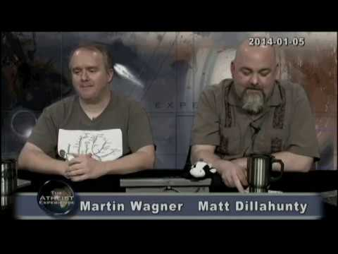Atheist Experience #847 with Matt Dillahunty and Martin Wagner