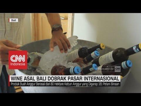 Wine Bali Dobrak Pasar Internasional