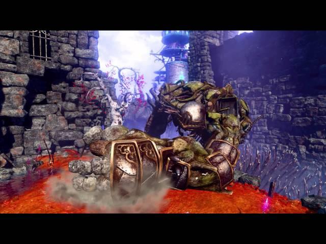 Trine 3: The Artifacts of Power (видео)