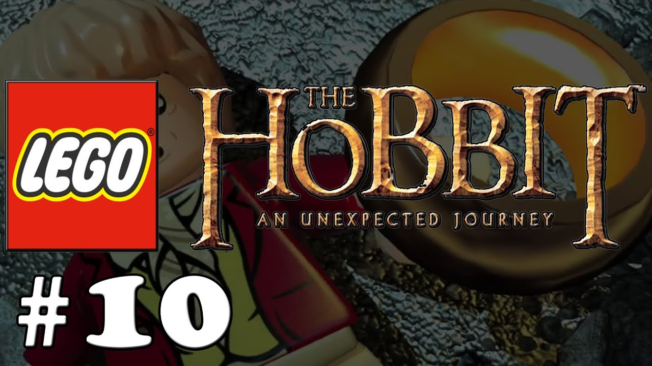 Lego The Hobbit 10 Mirkwood Legolas And Tauriel Video Game Hd Ps Vita Movie Region 1 English Walkthrough Youtube