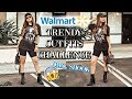 WALMART OUTFITS CHALLENGE: TRENDY BOUJEE OUTFIT IDEAS ON A BUDGET