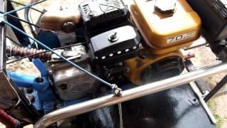 видео Запчасти на двигатель Robin-Subaru EH035