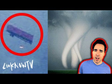 5 Terrifying Tornadoes Caught on Camera!
