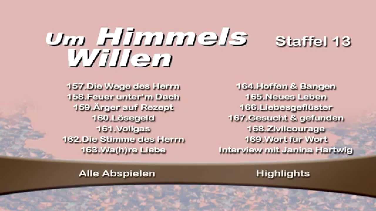 Um Himmels Willen - Staffel 13: Übersicht (Klickvideo)