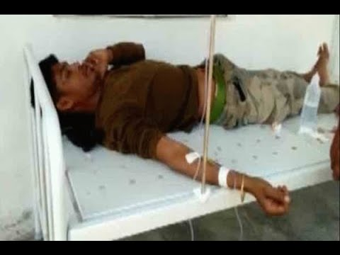 In Graphics: Sukma: encounter between police and Naxalites, 2 jawans martyred, 6 wounded