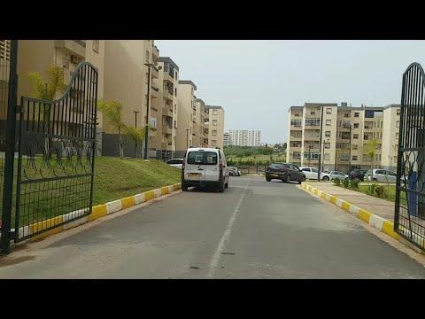 Driving in oran Algérie 03 06 2020 وهران الجزائر