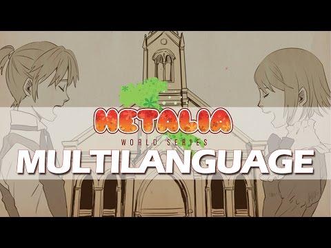 「APH」 Witch Hunt (Multilanguage)