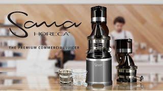 Sana Horeca Commercial Juicer EUJ-909