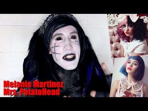 Goth Reacts to Melanie Martinez - Mrs. Potato Head (Music Video)