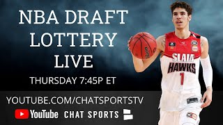 NBA Draft Lottery 2020 Live