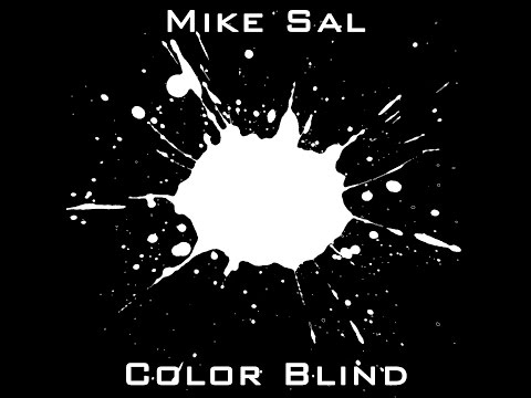 Color Blind - Mike Sal [Piano & Guitar Chords]