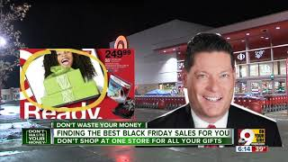 Where 9 On Your Side anchors shop Black Friday