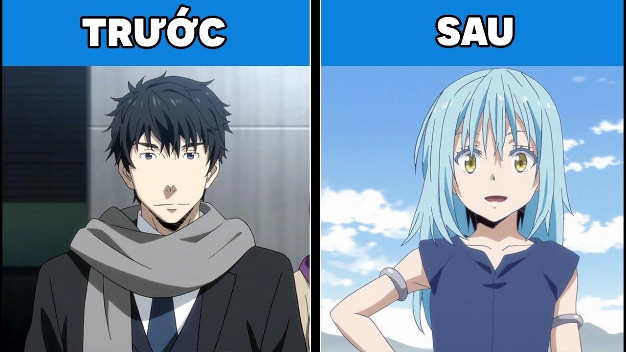 Top 10 Nhân Vật Anime Chuyển Sinh Bá Nhất Mọi Thời Đại