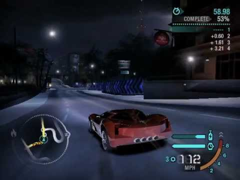 Need For Speed Carbon Chevrolet Corvette Stingray Concept Youtube