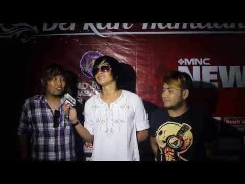 amora band interview at mnctv