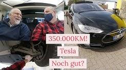 Tesla mit 350 000 KM, Schrott oder Top? Gebrauchtwagencheck