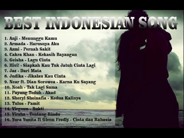 Best Indonesian Songs
