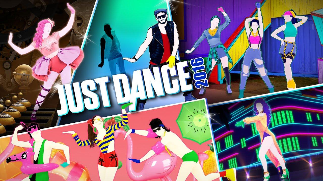 Just Dance 2016 танцевальная игра 1 возвращается Youtube
