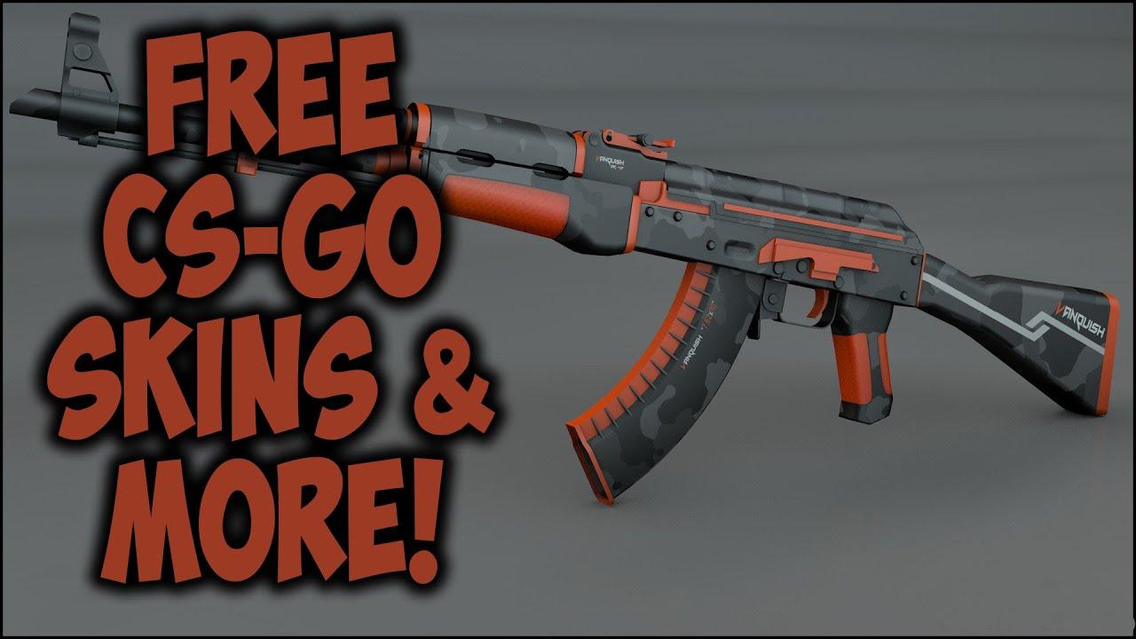 Free cs go skins giveaways ideas