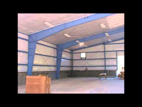 Ohio Steel Construction our steel building projects.