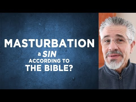 'Masturbation Is A Direct Path To Satan', Says Fundamentalist Christian Writer from YouTube · Duration:  6 minutes 18 seconds