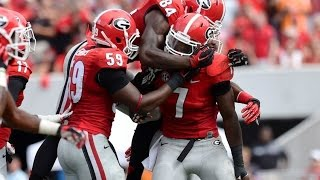 "2015 Georgia Defense Hype ""We Want War"""