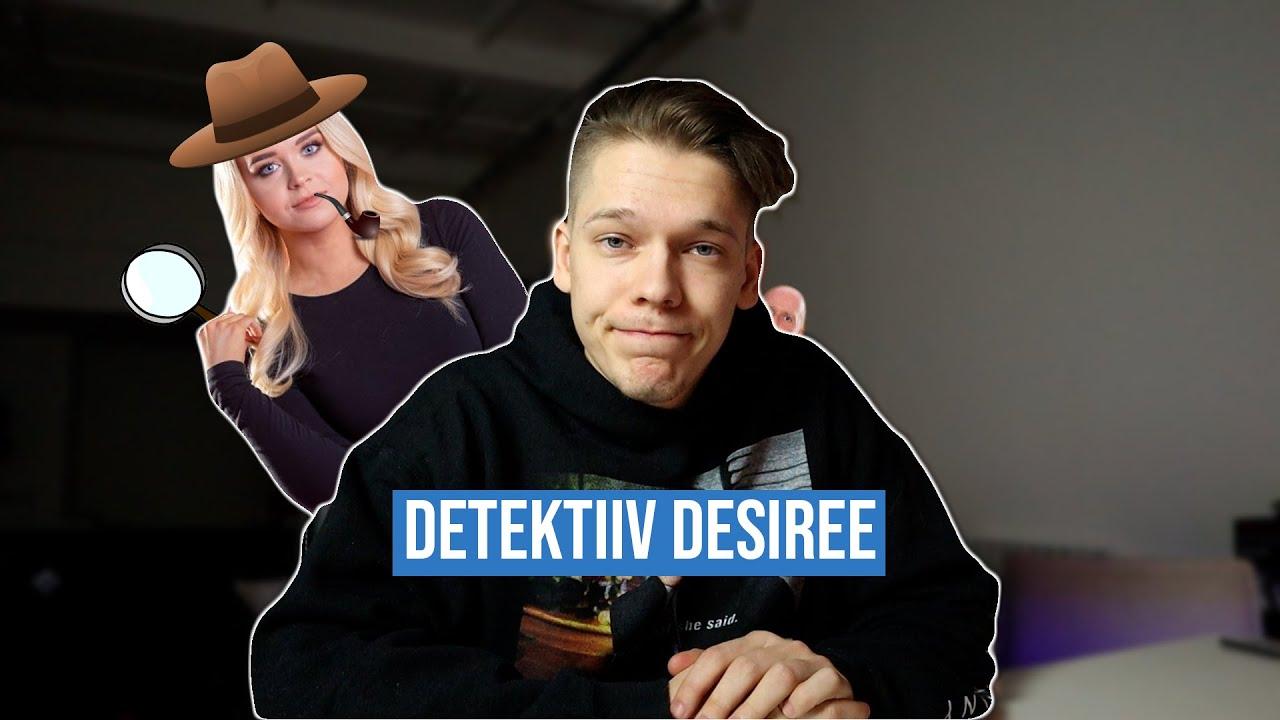 DETEKTIIV DESIREE
