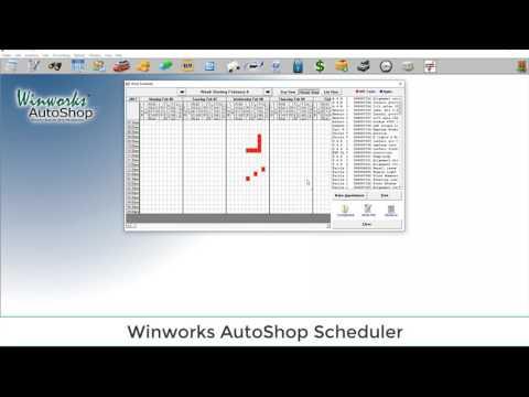 Winworks Tutorial Videos | Winworks Autoshop Software