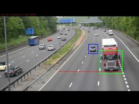 opencv vehicle counting/classification