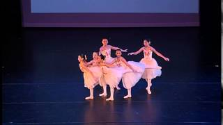 Jr Ballet Group (2014 Bravissimo)
