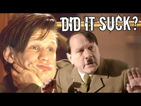 DID IT SUCK? - Doctor Who [LET'S KILL HITLER REVIEW]