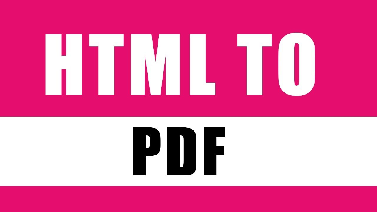 Create HTML to PDF | How to dynamically dynamically PDF File in PHP  Programming