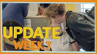 UPDATE WEEK 7 | BRUGKLAS S8