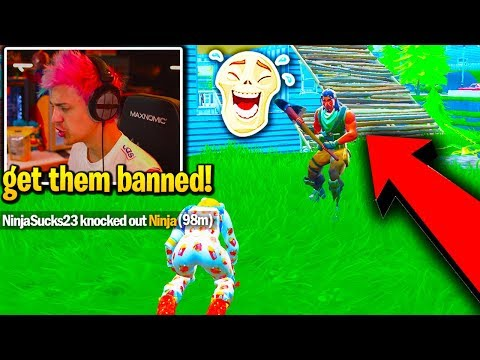 NINJA *EXPOSES* PRO PLAYERS CHEATING in Fortnite Tournament!