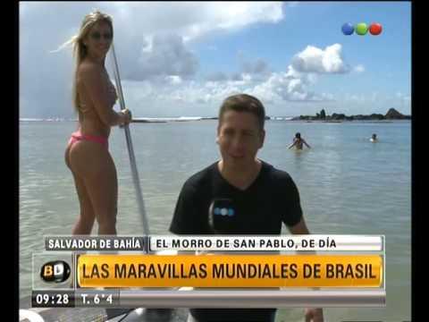 Recorriendo El Morro De San Pablo Telefe Noticias