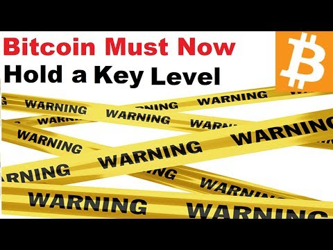 Bitcoin Now Faces a Dangerous Test