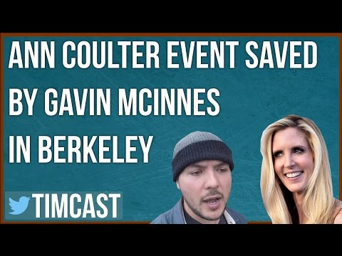 ANN COULTER CANCELED IN BERKELEY?!