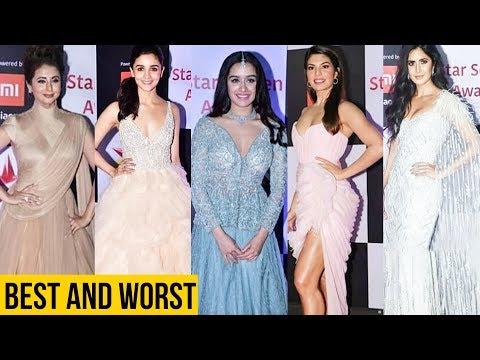 Deepika, Katrina, Jacqueline, Shraddha Kapoor | Best & Worst Dressed Actresses 2018