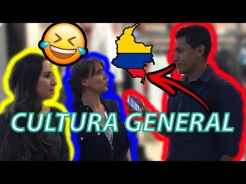 PREGUNTAS DE CULTURA  GENERAL (QUE TANTO SABEN LOS COLOMBIANOS) // DOD