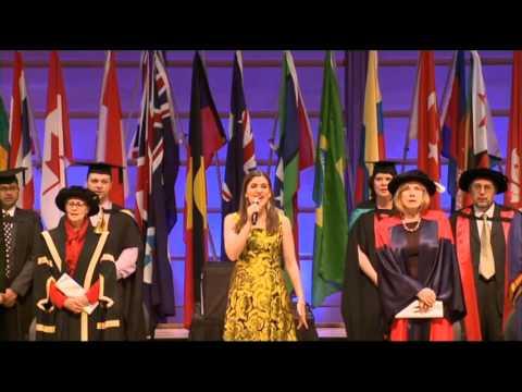 CQUniversity 2015 Sydney September Graduation Ceremony