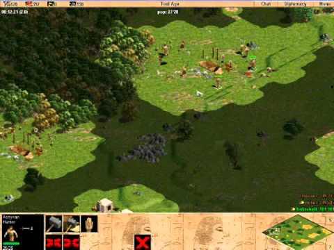 Round 1 RoR tournament : Dinosaur vs UnbrokeN -Trận 2