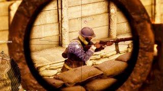 New Sniper Verdun Heights - Battlefield 1 They Shall Not Pass DLC