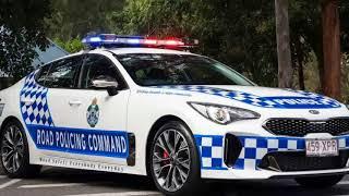 AUSTRALIA GETS NEW COP CARS ARE BADASS