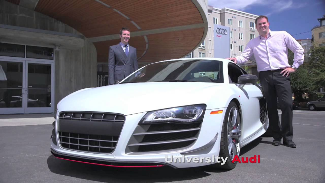 Audi Seattle Video Production Dealership Commercial YouTube - Audi seattle