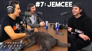 #7 Jemcee représente YouTube au Québec - Sous Influence Podcast