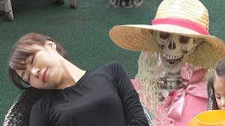 [방탈출하기] 해골섬을 탈출하라!! 서은이의 네이처파크 탈출 미션 거미 Escape Room Skeleton Spider Amusement Park