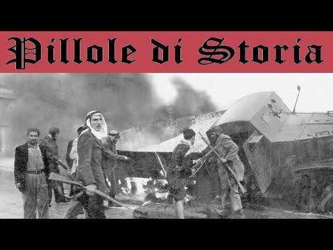 283- La Prima Guerra Arabo Israeliana[Pillole Di Storia Con BoPItalia]